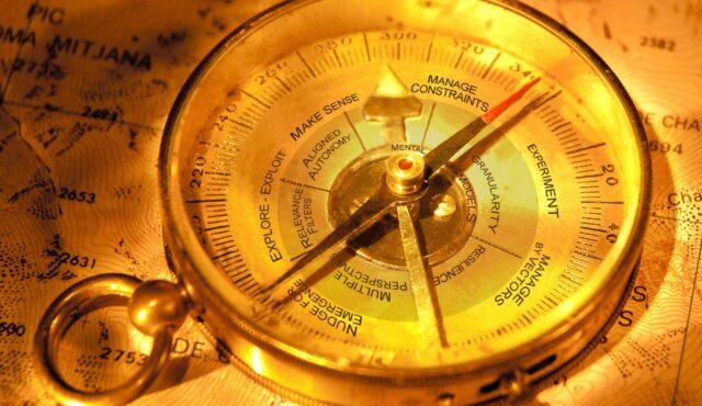 Amber Compass E mittel