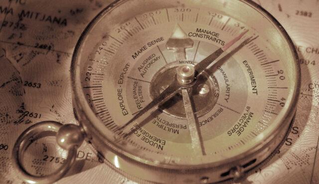 Amber Compass